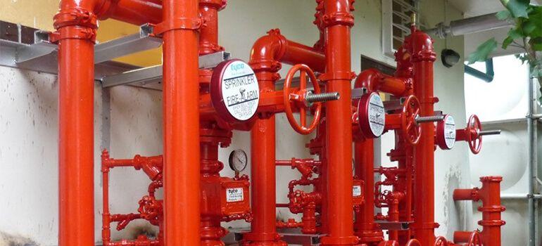 Yangın Söndürme Sistemleri ve Tesisatı